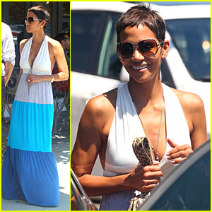 Halle Berry Granted Restraining Order Against Intruder