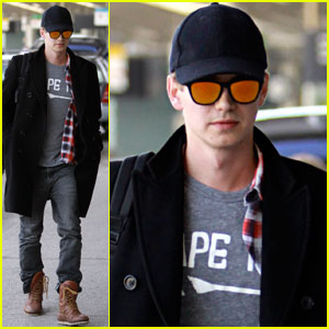 Hayden Christensen: Toronto Takeoff
