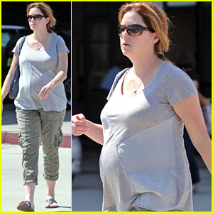 Jenna Fischer: Expecting a Boy!