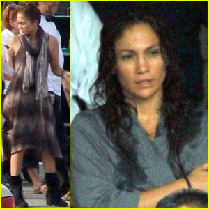 Jennifer Lopez: 'What to Expect' at the Aquarium!