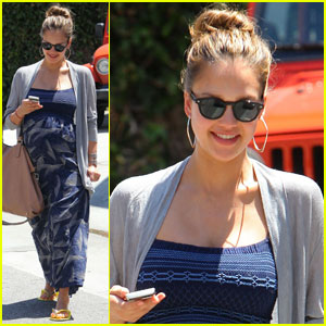 Jessica Alba: I Can't Imagine Having More Kids!