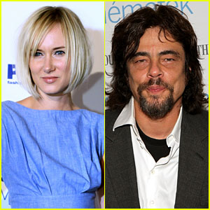 Kimberly Stewart &#038; Benicio Del Toro Welcome Baby Girl!