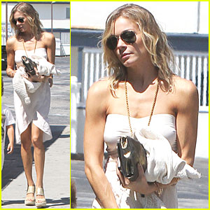 LeAnn Rimes: Moonshadows in Malibu!