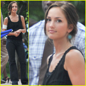 Minka Kelly: Back to Work After Split