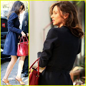 Miranda Kerr: Glamour Gal in Sydney!