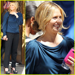 Sarah Michelle Gellar: My Favorite Co-Star Is Me!