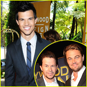 Taylor Lautner: The Next Leo DiCaprio & Mark Wahlberg?