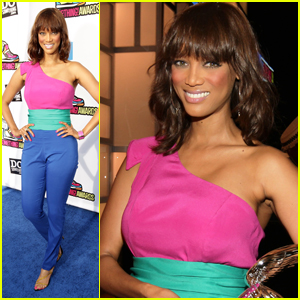 Tyra Banks - Do Something Awards 2011!