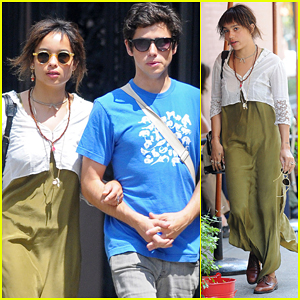 Zoe Kravitz: Lunch Date with Ricky Ullman!