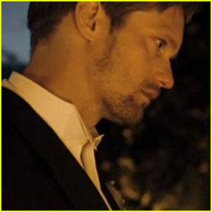 Alexander Skarsgard: 'Melancholia' Theatrical Trailer!