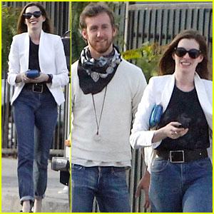 Anne Hathaway & Adam Shulman: Sunday Supper!