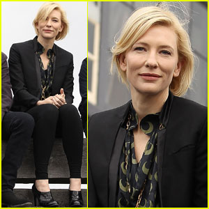 Cate Blanchett Launches New Rainwater Harvesting System