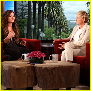 Demi Lovato Opens Up About Her Meltdown on 'Ellen'