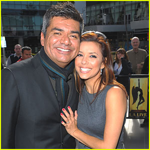 Eva Longoria Talks ALMA Awards & Demi Lovato