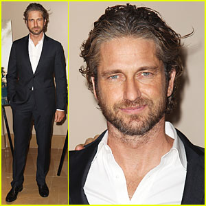 Gerard Butler: 'Machine Gun Preacher' UK Premiere