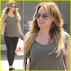 Hilary Duff Can't Wait for Brazil Trip