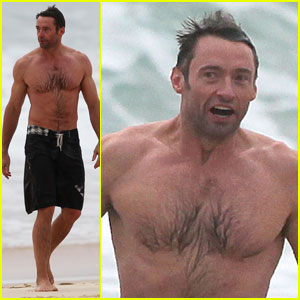 Hugh Jackman: 'I Do The Dwayne Johnson Diet'