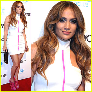 Jennifer Lopez: Pure Nightclub Appearance!