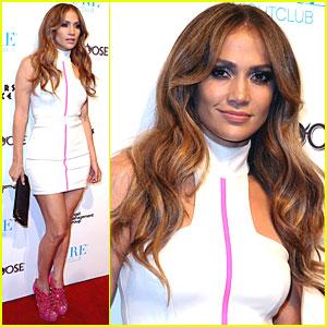 Jennifer Lopez: Pure