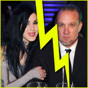 Kat Von D & Jesse James Split Again