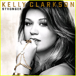 Kelly Clarkson: 'Stronger' Album Cover Released!