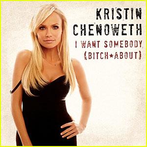 Kristin Chenoweth: 'I Want Somebody' Remix - Exclusive!