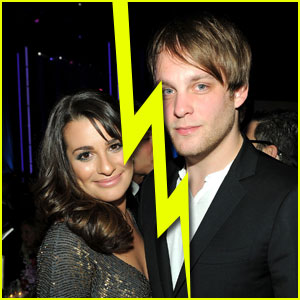 Lea Michele & Theo Stockman Split