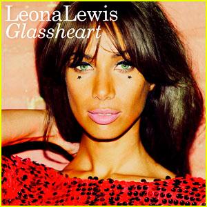 Leona Lewis: 'Glass Heart' Album Cover!