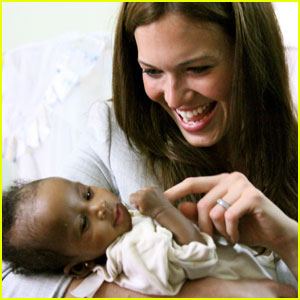 Mandy Moore Reflects On Her Trip To Cameroon