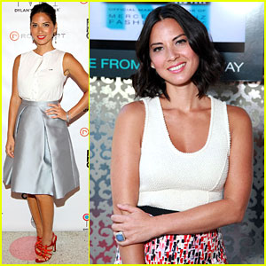 Olivia Munn to Attend Movie Premiere with Fans!