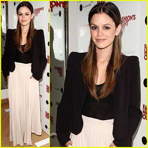 Rachel Bilson: Fashion's Night Out in Los Angeles!