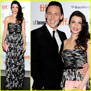 Rachel Weisz: 'Deep Blue Sea' Premiere with Tom Hiddleston!