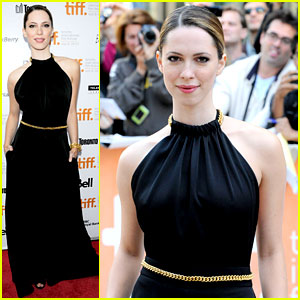 Rebecca Hall: 'The Awakening' Premiere at TIFF!