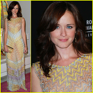 Alexis Bledel: Rodeo Drive Walk of Style Awards 2011