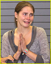 Amanda Knox Thanks Supporters