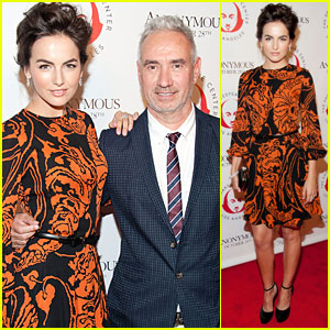 Camilla Belle: Crystal Quill Awards!