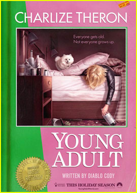 Charlize Theron: 'Young Adult' Trailer & Poster!