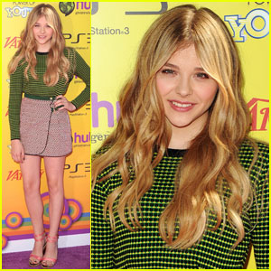 Chloe Moretz: Variety's Power of Youth!