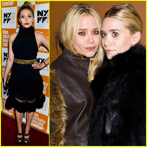 Elizabeth Olsen: 'Martha' at New York Film Festival!