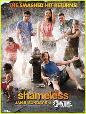 Emmy Rossum: 'Shameless' Season 2 Poster!