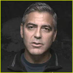 George Clooney: F Word for One.org PSA