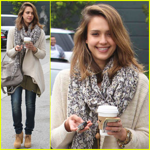 Jessica Alba Suing Belly Bandit for $1 Million