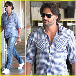 Joe Manganiello: Hawaiian Vacation was 'Paradise'