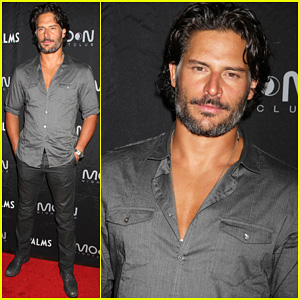Joe Manganiello: Moon Nightclub Host!