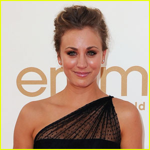 Kaley Cuoco: Engaged to Josh Resnik!