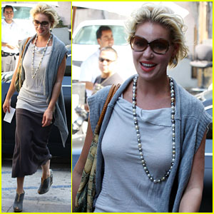 Katherine Heigl: Lunch with the Gals!