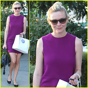 Kirsten Dunst: Petrossian Pick-Up