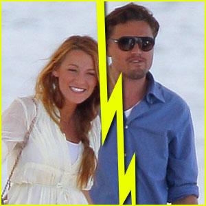 Blake Lively & Leonardo DiCaprio Split