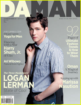 Logan Lerman is DA MAN!