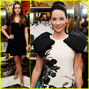 'Lucy Liu: Seventy Two' Book Launch!